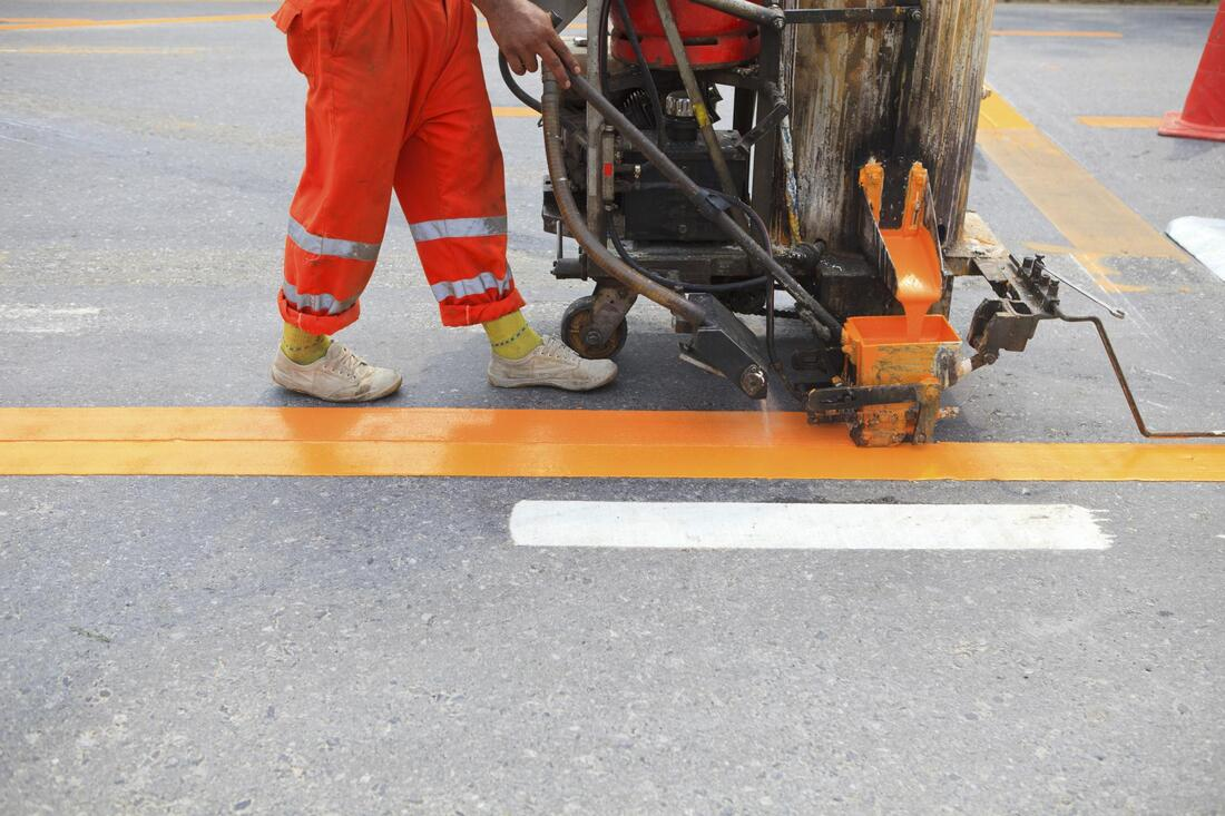 professional line marking services
